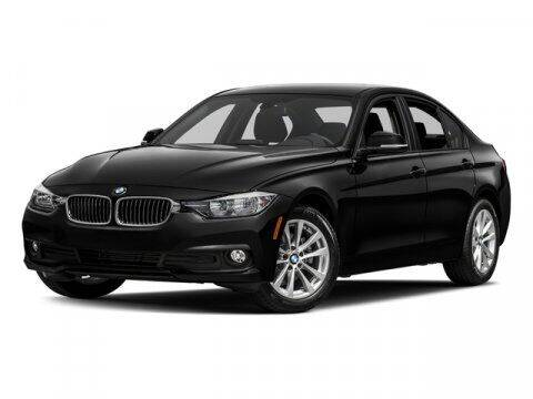 2017 BMW 3 Series for sale at BMW OF ORLAND PARK in Orland Park IL