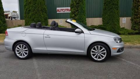 2012 Volkswagen Eos for sale at AUTOTRACK INC in Mount Vernon WA