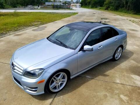2013 Mercedes-Benz C-Class for sale at Precision Auto Source in Jacksonville FL