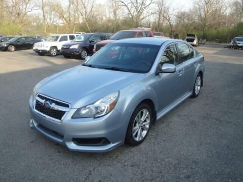 2013 Subaru Legacy for sale at Columbus Car Company LLC in Columbus OH
