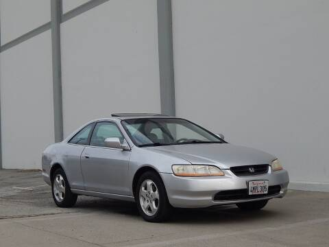 2000 Honda Accord for sale at Gilroy Motorsports in Gilroy CA