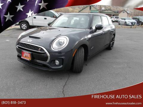 2017 MINI Clubman for sale at Firehouse Auto Sales in Springville UT