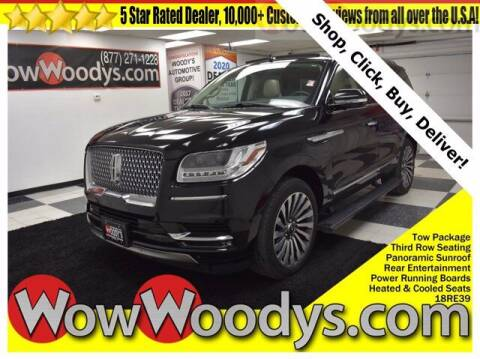 2018 Lincoln Navigator for sale at WOODY'S AUTOMOTIVE GROUP in Chillicothe MO