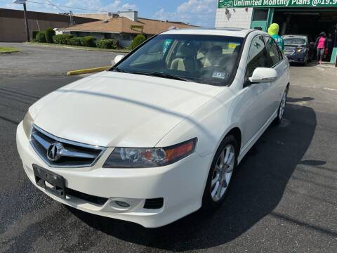 2006 Acura TSX for sale at MFT Auction in Lodi NJ