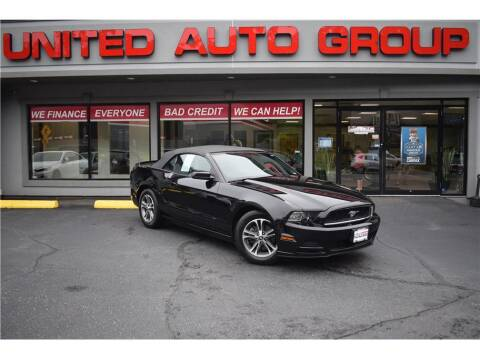2014 Ford Mustang for sale at United Auto Group in Putnam CT