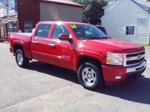 2010 Chevrolet Silverado 1500 for sale at WB Auto Sales LLC in Barnum MN