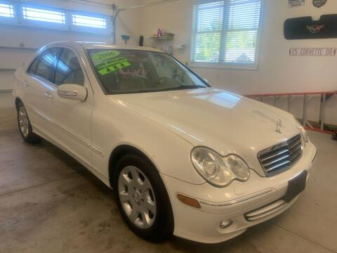 2006 Mercedes-Benz C-Class for sale at G & G Auto Sales in Steubenville OH
