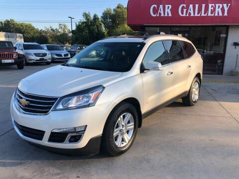 2013 Chevrolet Traverse for sale at Car Gallery in Oklahoma City OK