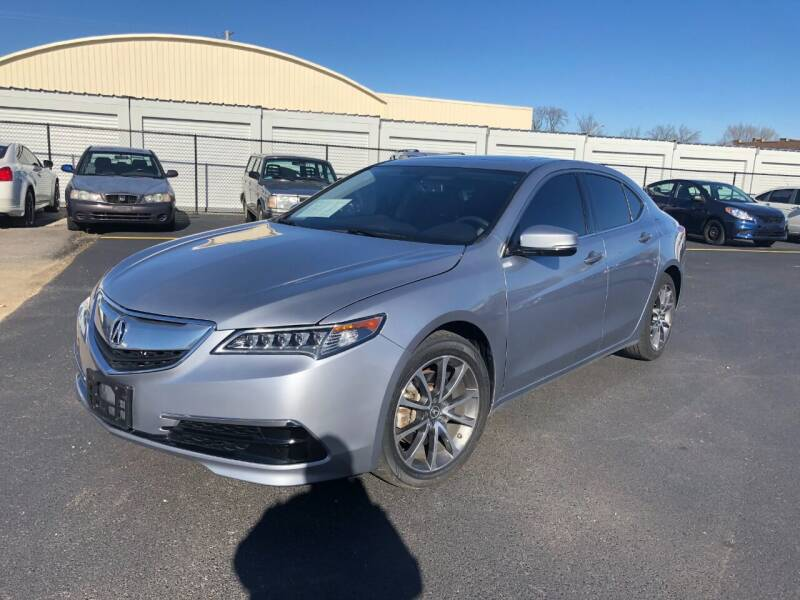 2016 Acura TLX for sale at Fine Auto Sales in Cudahy WI