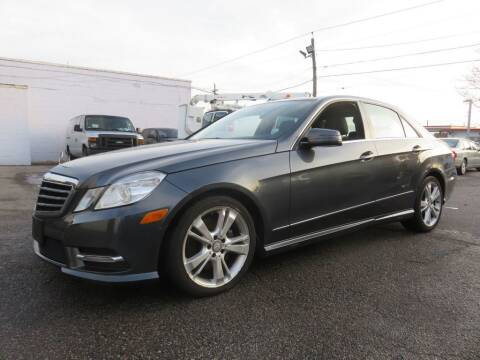 2013 Mercedes-Benz E-Class for sale at US Auto in Pennsauken NJ