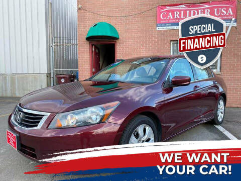 2010 Honda Accord for sale at Carlider USA in Everett MA