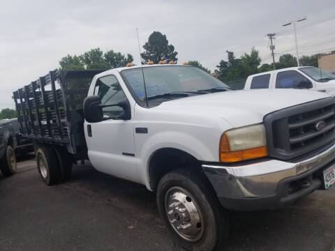 2000 Ford F-450 Super Duty for sale at Geareys Auto Sales of Sioux Falls, LLC in Sioux Falls SD