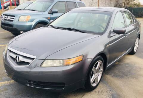 2006 Acura TL for sale at RD Motors, Inc in Charlotte NC