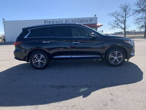 2016 Infiniti QX60 for sale at PHOENIX AUTO GROUP in Belton TX