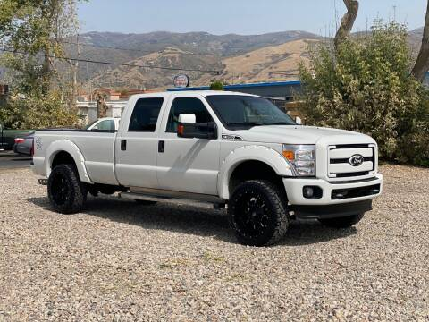 2014 Ford F-350 Super Duty for sale at Hoskins Trucks in Bountiful UT