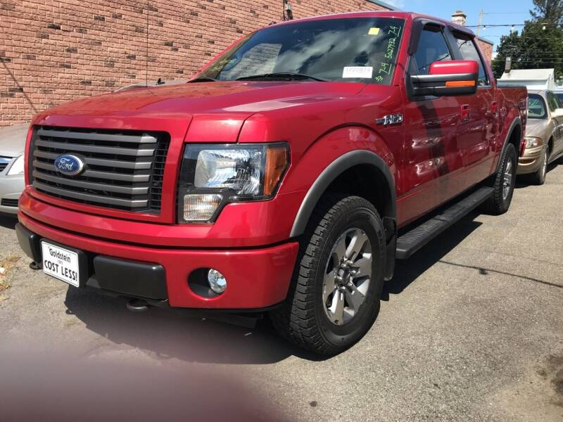 2011 Ford F-150 for sale at Perez Auto Group LLC -Little Motors in Albany NY