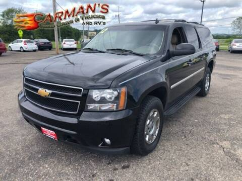 2012 Chevrolet Suburban for sale at Carmans Used Cars & Trucks in Jackson OH