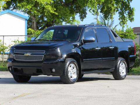 2007 Chevrolet Avalanche for sale at DK Auto Sales in Hollywood FL