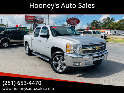2013 Chevrolet Silverado 1500 for sale at Hooney's Auto Sales in Theodore AL