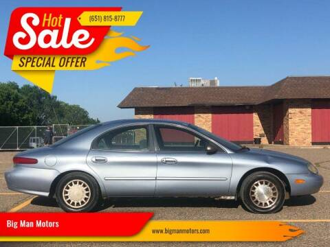 1997 Mercury Sable for sale at Big Man Motors in Farmington MN