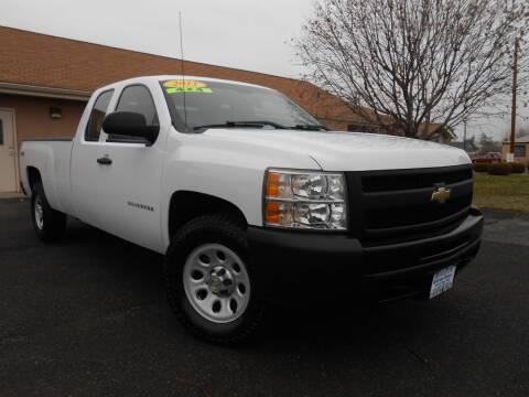 2011 Chevrolet Silverado 1500 for sale at McKenna Motors in Union Gap WA