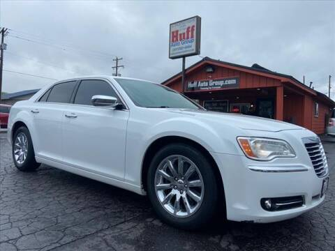 2013 Chrysler 300 for sale at HUFF AUTO GROUP in Jackson MI
