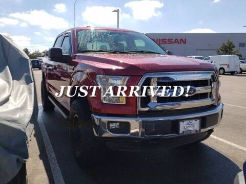 2015 Ford F-150 for sale at EMPIRE LAKEWOOD NISSAN in Lakewood CO