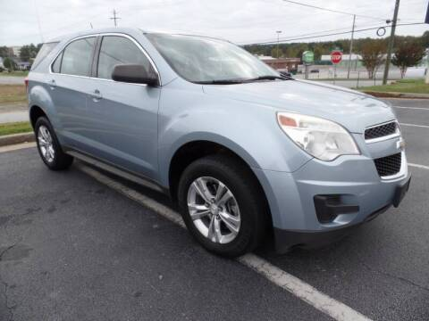 2014 Chevrolet Equinox for sale at United Automotive Group in Griffin GA
