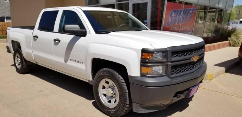 2015 Chevrolet Silverado 1500 for sale at Swift Auto Center of North Platte in North Platte NE