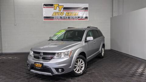 2015 Dodge Journey for sale at TT Auto Sales LLC. in Boise ID