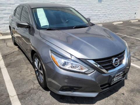2017 Nissan Altima for sale at ADVANTAGE AUTO SALES INC in Bell CA