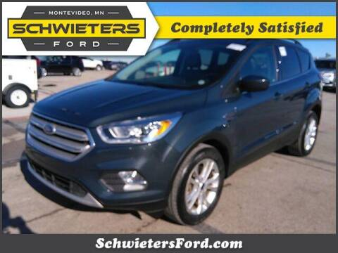 2019 Ford Escape for sale at Schwieters Ford of Montevideo in Montevideo MN
