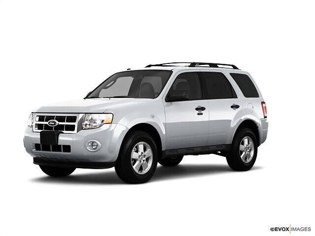 2010 Ford Escape for sale at CHAPARRAL USED CARS OF ERWIN in Erwin TN
