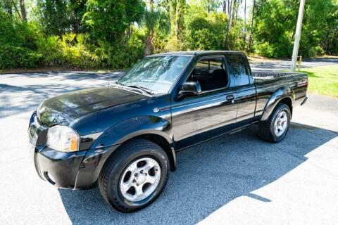 2001 Nissan Frontier for sale at Sarasota Car Sales in Sarasota FL