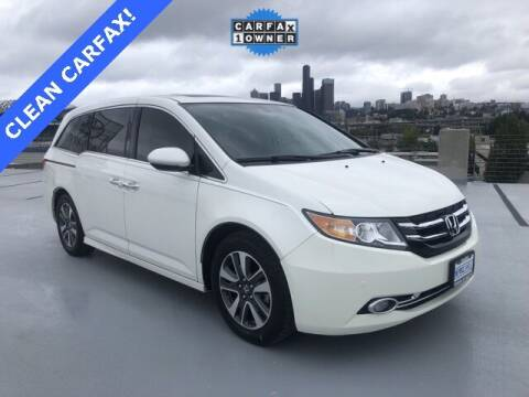 2017 Honda Odyssey for sale at Toyota of Seattle in Seattle WA