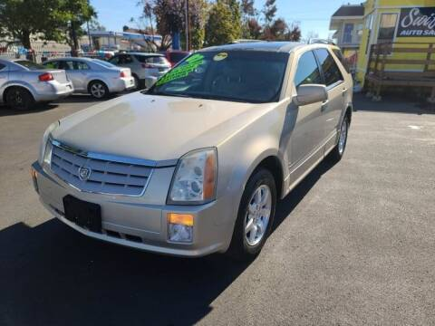 2007 Cadillac SRX for sale at SWIFT AUTO SALES INC in Salem OR
