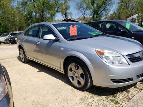 2009 Saturn Aura for sale at Northwoods Auto & Truck Sales in Machesney Park IL