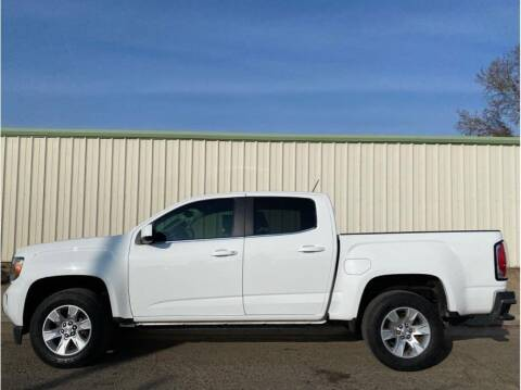 2016 GMC Canyon for sale at Dealers Choice Inc in Farmersville CA