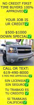 2009 Chevrolet Avalanche for sale at Auto Express in Chula Vista CA