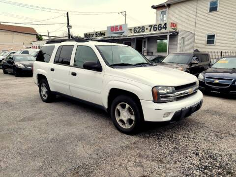 2006 Chevrolet TrailBlazer EXT for sale at D & A Motor Sales in Chicago IL