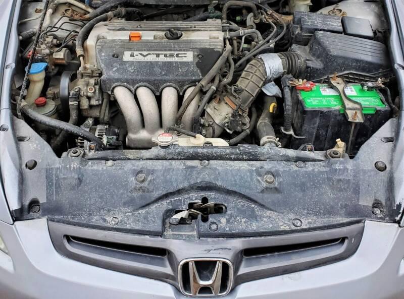 2003 Honda Accord LX 4dr Sedan - Ankeny IA