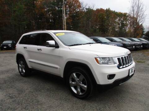 2012 Jeep Grand Cherokee for sale at MC FARLAND FORD in Exeter NH