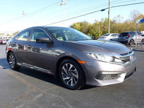2018 Honda Civic for sale at RUSTY WALLACE HONDA in Knoxville TN