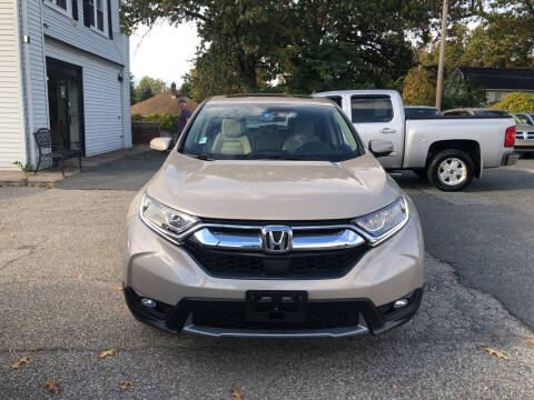 2017 Honda CR-V for sale at Chris Auto Sales in Springfield MA