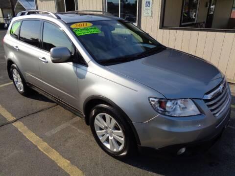 2011 Subaru Tribeca for sale at BBL Auto Sales in Yakima WA