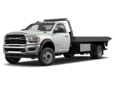 2022 RAM Ram Chassis 5500 for sale at West Motor Company in Preston ID