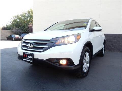2012 Honda CR-V for sale at A-1 Auto Wholesale in Sacramento CA