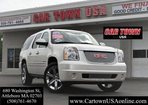 2012 GMC Yukon XL for sale at Car Town USA in Attleboro MA