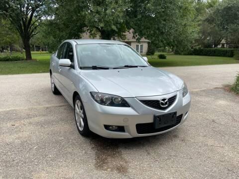 2009 Mazda MAZDA3 for sale at CARWIN MOTORS in Katy TX