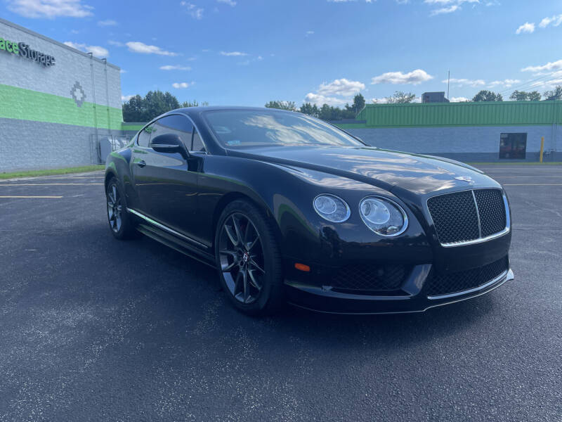 2015 Bentley Continental for sale at South Shore Auto Mall in Whitman MA